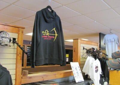 La Crosse Archery sweatshirt for sale